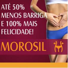 Morosil® - 250mg - 50% menos Barriga