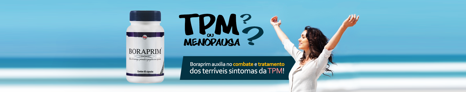TPM ou Menopausa